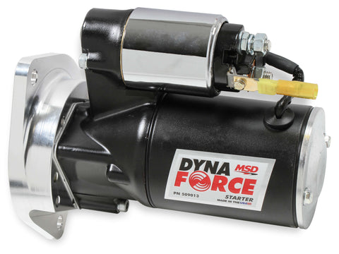 "Dynaforce® 509013 - High Torque Starter for Ford Small Block Engines with 3/8"" Depth Ring Gear"