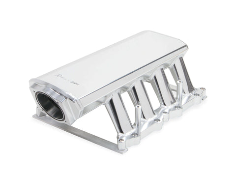 Holley® (11-14) Ford Coyote EFI Sheet Metal Intake Manifold