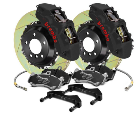 Brembo® (05-20) Mopar GT-S Series Slotted 2-Piece Rotor Front Big Brake Kit