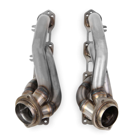 Hooker® BlackHeart (11-20) Mopar 5.7L Stainless Steel Raw Short Tube Exhaust Headers