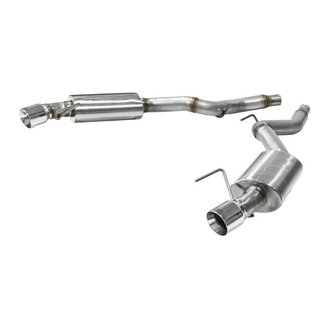 Hurst® 6350027 - Elite Series Axle-Back Exhaust System