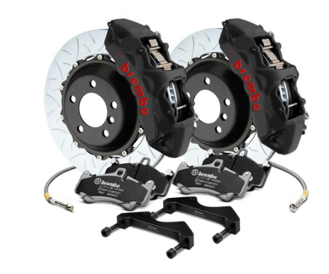 Brembo® (05-20) Mopar GT-S Series Curved Vane Type III 2-Piece Rotor Front Big Brake Kit
