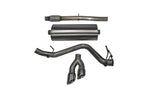 "Corsa® (14-19) Silverado/Sierra Touring 304SS 3"" Cat-back System with 4"" OD Tips (143.5"" WB)"