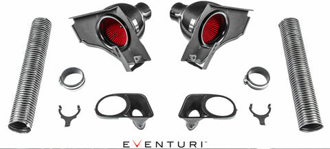 Eventuri® (98-03) BMW M5 Carbon Fiber Twin Air Intake System