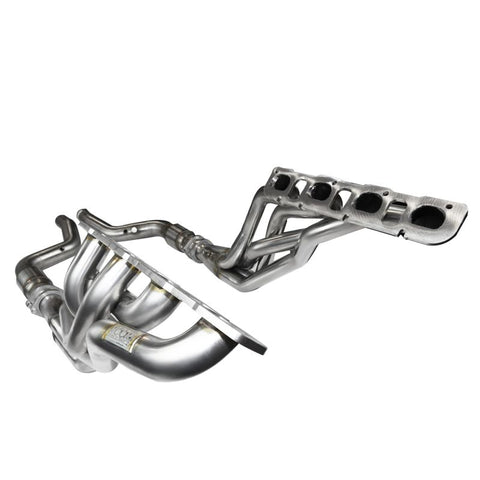 "Kooks® (06-20) Mopar V8 304SS 1-7/8"" x 3"" Long Tube Headers with Catted Connection Pipes"