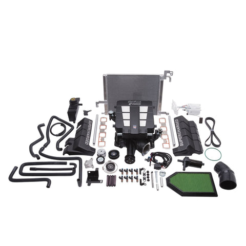 Edelbrock® 1534 - E-Force™ Stage 1 Street Supercharger System with Tune