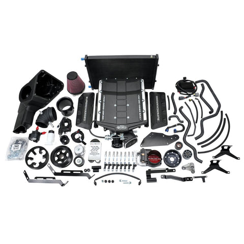 Edelbrock® 153880 - E-Force™ Stage II Supercharger Kit #153880 2018-19 Ford Mustang 5.0L (No Tune)