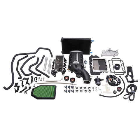 Edelbrock® 15270 - E-Force™  Supercharger for 2012-17 Jeep Wrangler 3.6L - No Tune