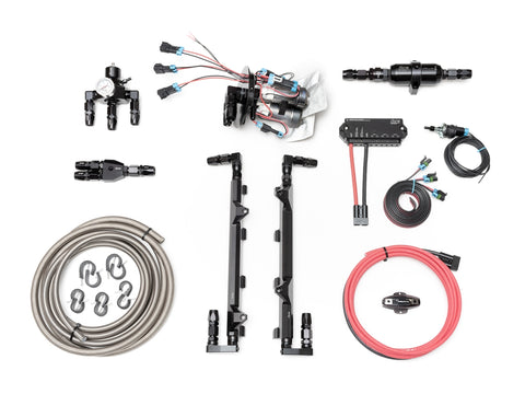 Fore Innovations® (18-21) Trackhawk L4 Triple Pump Fuel System