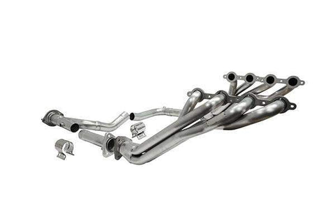 "Corsa® (07-08) Silverado/Sierra 304SS 1.75"" x 2.5"" Long Tube Headers with Catless Mid-Pipes"