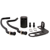 Mishimoto® MMBCC-CSS-10PBE - (Manual) Baffled Oil Catch Can Kit