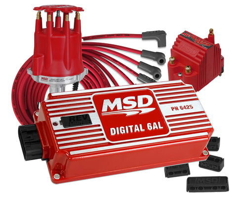 MSD® GM LS1 Complete Street/Strip Ignition Kit