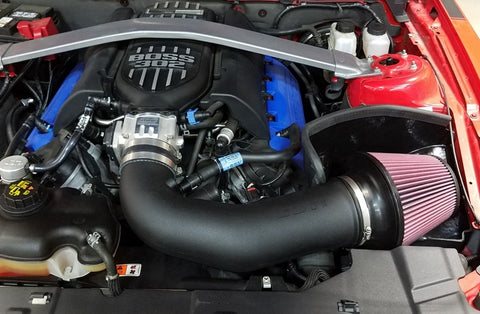JLT® CAI2-FMG-11 Series 2 Cold Air Intake Kit (2011-14 Mustang GT 5.0 / BOSS)