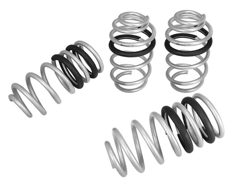 "aFe® (10-15) Camaro - 1.25"" x 1.25"" PFADT Series Front and Rear Tangerine Lowering Coil Springs"