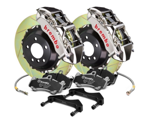 Brembo® (05-20) Mopar GT-R Series Slotted 2-Piece Rotor Front Big Brake Kit