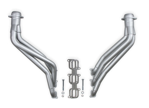 "Flowtech® (11-14) Mustang V6 409SS 1.75"" x 2.5"" Ceramic Coated Long Tube Headers"