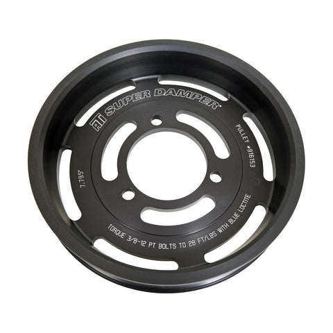ATI Performance® (14-21) CTS-V Rib Supercharger Pulley