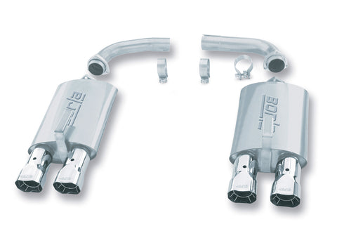 Borla® 11376 - Axle Back Exhaust System with Dual Side Exit