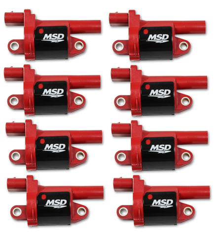 MSD® (14-18) GM SUV/Truck Direct Injection Blaster Series Ignition Coils