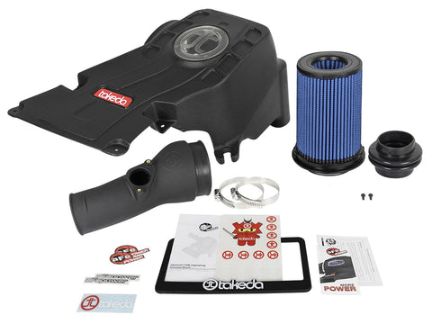 Takeda® (18-21) Accord Takeda Momentum Cold Air Intake System