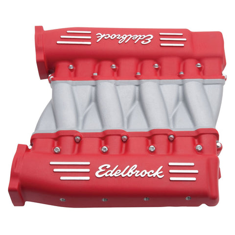 Edelbrock® GM LS3 Cross-Ram Small Block Intake Manifold