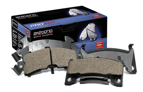 Akebono® - Pro-ACT™ Ultra-Premium Ceramic Disc Brake Pads