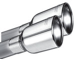 Borla® 140600 - S-Type™ Stainless Steel Cat-Back Exhaust System with Quad Rear Exit