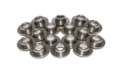 COMP Cams® 762-16 Single Valve Titanium Spring Retainer Set