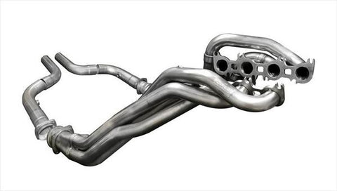 "Corsa® 16117 - 1.875"" x 3"" Long Tube Headers with Connection Pipes"