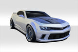 Duraflex® (14-15) Camaro GT Concept Style Wide Body Kit (8 Pieces)