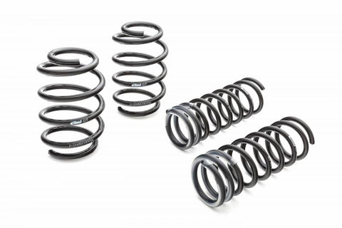 "Eibach® (12-14) Cherokee SRT 0.8"" x 1.1"" Pro-Kit Front and Rear Lowering Coil Springs"