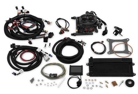 Holley® 550-426 - 58x Terminator™ EFI Kit