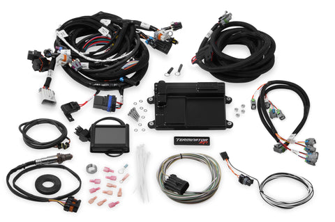 Holley® 550-610 - Terminator™ LS MPFI Kit