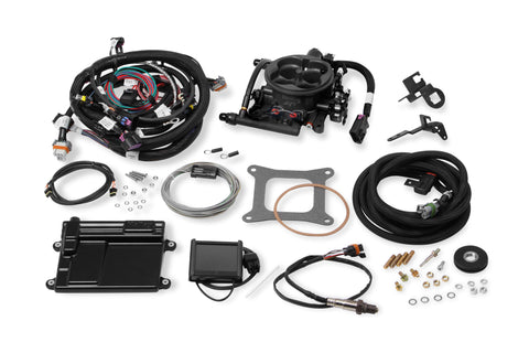 Holley® 550-424 - 58x Terminator™ EFI Kit