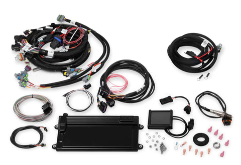 Holley® 550-611 - Terminator™ LS MPFI Kit