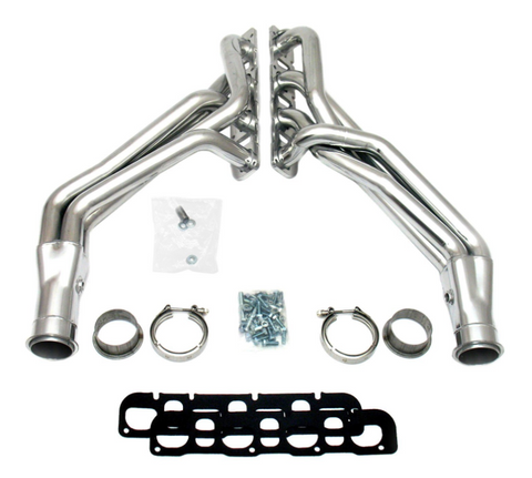 JBA® Mopar Cat4ward 304 Stainless Steel Long Tube Exhaust Headers