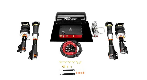 KSport® CCY030-ADX - Airtech Deluxe™ Front and Rear Air Suspension System