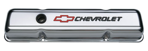 Proform® 141-899  Officially Licensed GM Slant-edge Short Valve Cover