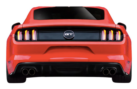 Carbon Creations® (15-17) Mustang KT Style Rear Diffuser