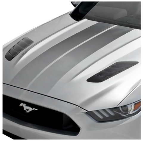 Carbon Creations® (15-17) Mustang R-Spec Style Hood Vents