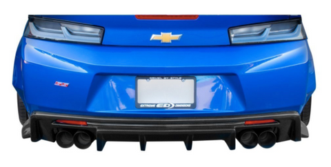 Carbon Creations® (16-18) Camaro V8 Grid Style Diffuser