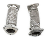 FabSpeed® Corvette C8 304SS Cat Bypass Pipes