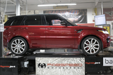 FabSpeed® (14-17) Range Rover Sport Supercharged Street Performance Package
