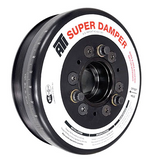 "ATI Performance® C7 Stingray/Grand Sport Dry Sump (7.48"" OD) Super Damper™ Serpentine Damper"