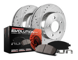 Power Stop® (16-21) Camaro SS 1-Click Z23 Evolution Sport Drilled and Slotted Brake Kit