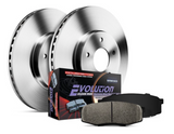 Power Stop® (16-21) Camaro SS 1-Click Autospecialty OE Replacement Plain Brake Kit