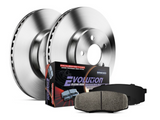 Power Stop® (16-21) Camaro V6 1-Click Autospecialty OE Replacement Plain Brake Kit