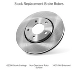 Power Stop® (16-21) ZL1 1-Click Autospecialty OE Replacement Plain Brake Kit
