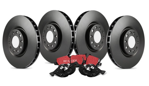 EBC® (10-15) Camaro Stage 20 Plaint Street Brake Kit w/ Ultimax OE Pads