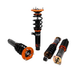 "KSport® CFD250-KP - 0.5""-2.5"" x 0.5""-2.5"" Kontrol Pro Front and Rear Lowering Coilovers"